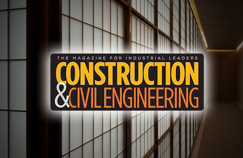 Construction and Civil Engineering Magazine