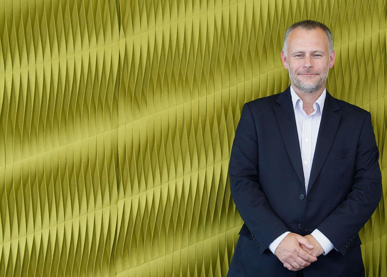 Andrew Crispin FCIOB Managing Director