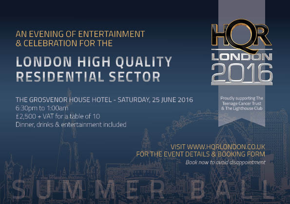 HQR Industry and Charity Ball