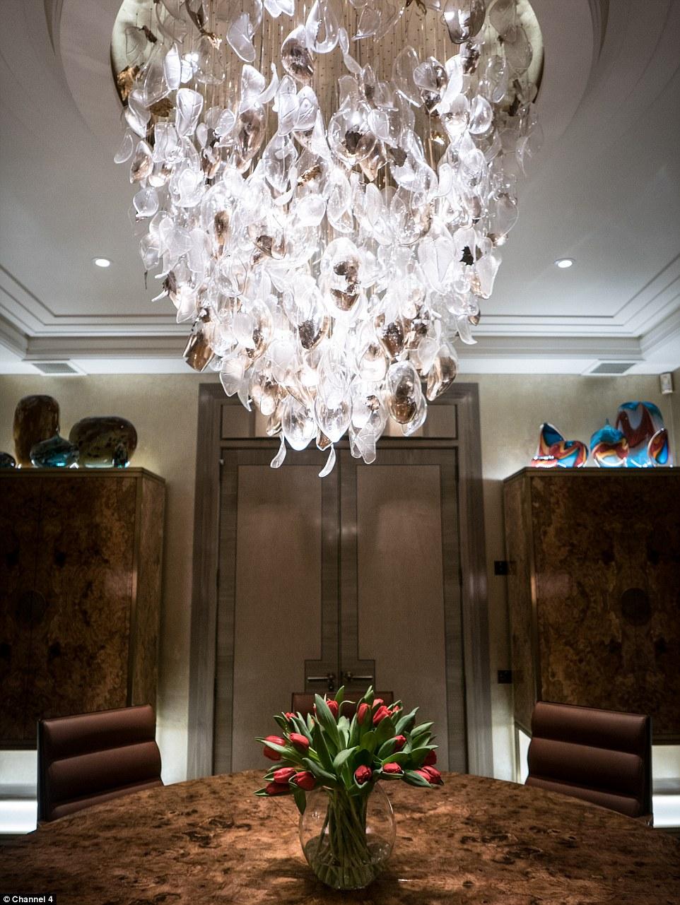 Inside a Millionaires Mansion