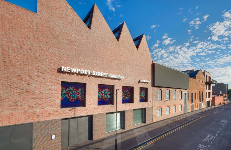 Newport Street Gallery takes first prize