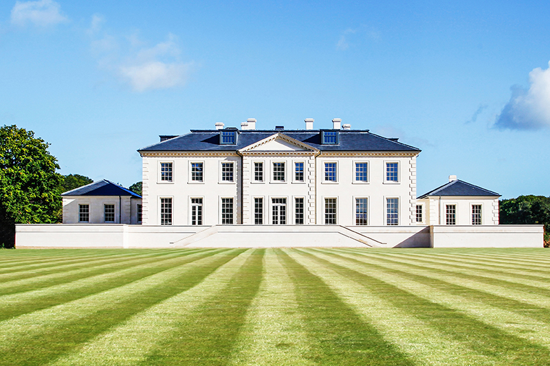 Walter Lilly secures two new country estate projects